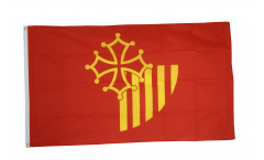 France Languedoc-Rousillon Flag