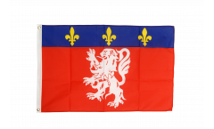 France Lyonnais Flag