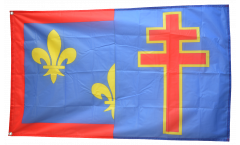 France Maine-et-Loire Flag - 3 x 5 ft. / 90 x 150 cm