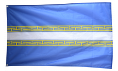 France Marne Flag - 3 x 5 ft. / 90 x 150 cm