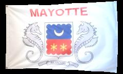 France Mayotte Flag
