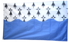 France Morbihan Flag - 3 x 5 ft. / 90 x 150 cm