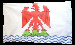France Nice Flag - 3 x 5 ft. / 90 x 150 cm
