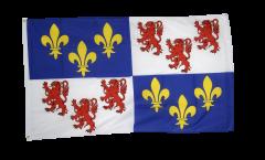 France Picardie Flag