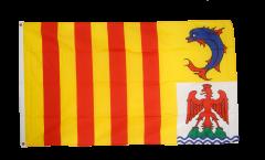 France Provence-Alpes-Côte d'Azur Flag