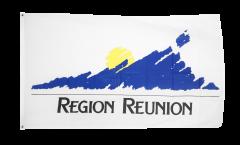 France Region Reunion Flag