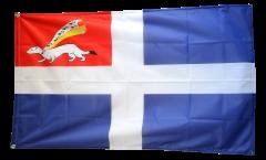 France Saint-Malo Flag