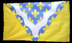 France Val-de-Marne Flag - 3 x 5 ft. / 90 x 150 cm