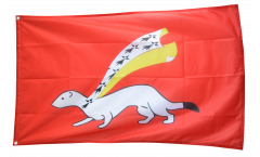 France Vannes Flag - 3 x 5 ft. / 90 x 150 cm