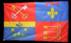 France Vaucluse Flag - 3 x 5 ft. / 90 x 150 cm