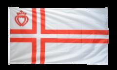 France Vendée St. Olaf Cross Flag - 3 x 5 ft. / 90 x 150 cm