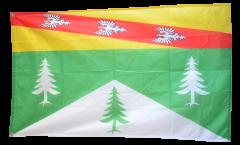 France Vosges Flag - 3 x 5 ft. / 90 x 150 cm