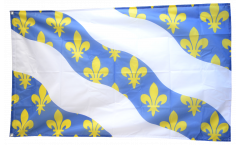 France Yvelines Flag - 3 x 5 ft. / 90 x 150 cm