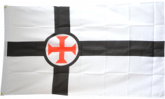 Secret society Knights Templar Flag - 3 x 5 ft.