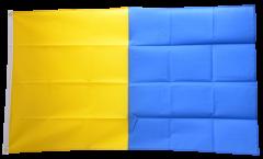 yellow-blue Flag - 3 x 5 ft. / 90 x 150 cm
