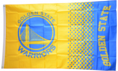 NBA Golden State Warriors Flag - 3 x 5 ft. / 90 x 150 cm