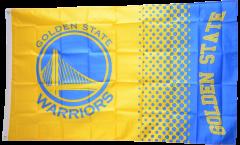 Golden State Warriors Flag