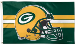 NFL Green Bay Packers Flag - 3 x 5 ft. / 90 x 150 cm