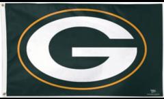 Green Bay Packers Logo Flag