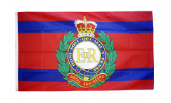 Great Britain British Army Royal Engineers Flag - 3 x 5 ft. / 90 x 150 cm