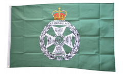 Great Britain British Army Royal Green Jackets Flag - 3 x 5 ft. / 90 x 150 cm