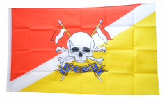 Great Britain British Army Royal Lancers Flag - 3 x 5 ft. / 90 x 150 cm