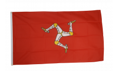 Great Britain Isle of man Flag