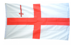 Great Britain London Flag - 3 x 5 ft. / 90 x 150 cm