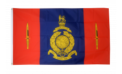 Great Britain Royal Marines 45 Commando Flag - 3 x 5 ft. / 90 x 150 cm