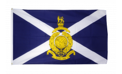 Great Britain Royal Marines Reserve Scotland Flag - 3 x 5 ft. / 90 x 150 cm