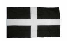 Great Britain St. Piran Cornwall Flag
