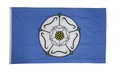 Great Britain Yorkshire Flag - 3 x 5 ft. / 90 x 150 cm