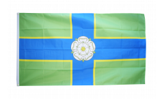 Great Britain Yorkshire North  Riding Flag - 3 x 5 ft. / 90 x 150 cm