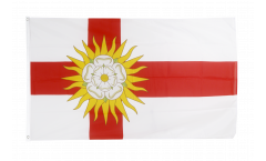 Great Britain Yorkshire West Riding Flag - 3 x 5 ft. / 90 x 150 cm