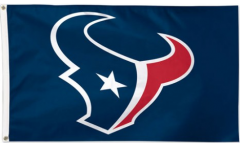 NFL Houston Texans Flag - 3 x 5 ft. / 90 x 150 cm