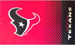 Houston Texans Fan Flag
