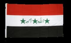 Iraq old 1991-2004 Flag - 3 x 5 ft. / 90 x 150 cm
