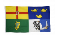 Ireland 4 provinces Flag
