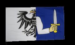 Ireland Connacht Flag