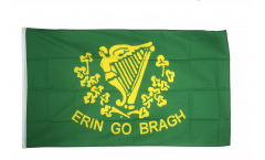 Ireland Erin Go Bragh Flag