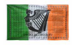 Ireland Soldiers Flag - 3 x 5 ft. / 90 x 150 cm