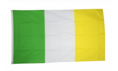 Ireland Offaly Flag - 3 x 5 ft. / 90 x 150 cm