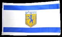 Israel Jerusalem Flag