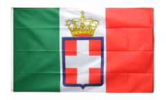 Italy Kingdom Royal Army 1861-1946 Flag - 3 x 5 ft. / 90 x 150 cm