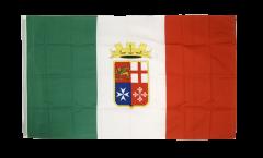 Italy Marine Flag - 3 x 5 ft. / 90 x 150 cm