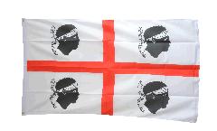 Italy Sardinia Flag - 3 x 5 ft. / 90 x 150 cm