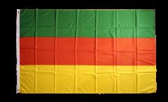 Yazidis Flag - 3 x 5 ft. / 90 x 150 cm