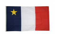 Canada Acadia Flag
