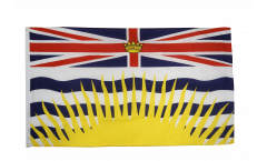 Canada British Columbia Flag - 3 x 5 ft. / 90 x 150 cm