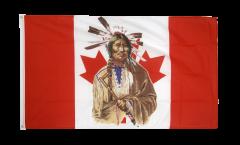 Canada Indian Flag